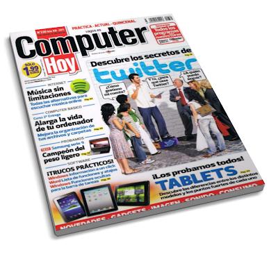 Computer Hoy – Descubre los secretos de Twitter, 27 Mayo 2011