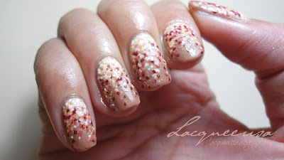 NOTD - Stippling the Fall