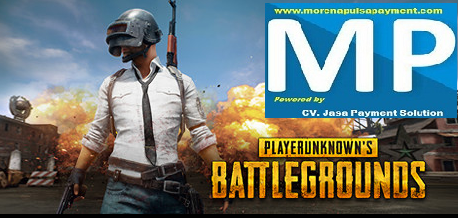 Cara Transaksi Voucher Game Player Unknown's Battlegrounds (PUBG) di Morena Pulsa