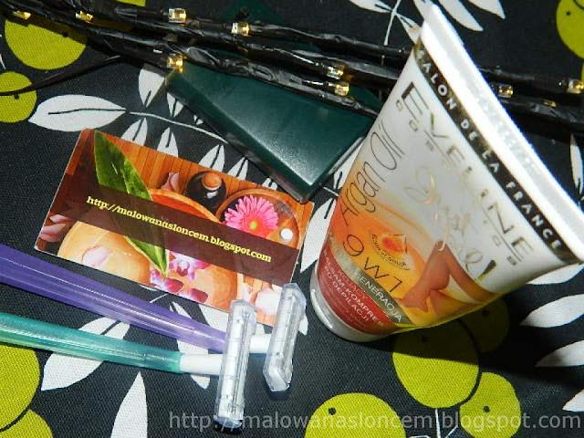 Eveline Argan Oil 9 w 1 kojący balsam kompres po depilacji