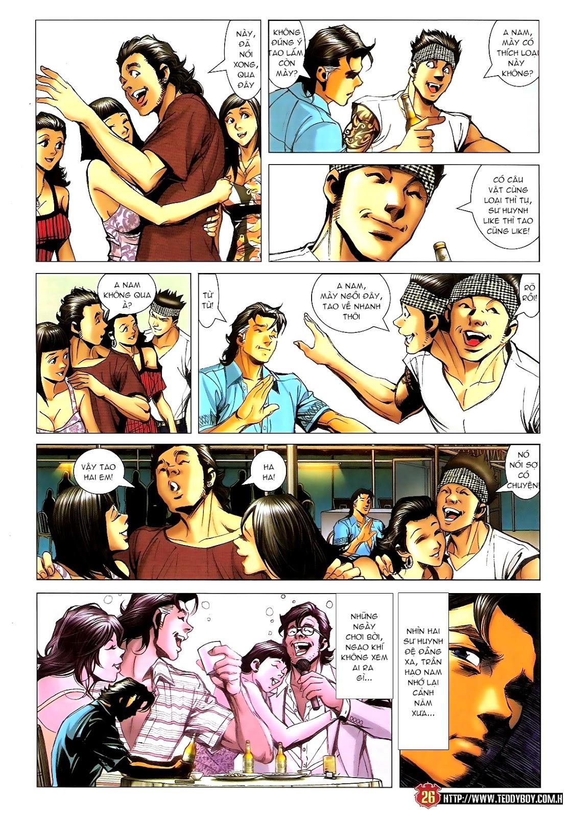 Người Trong Giang Hồ - Chapter 1393: Hạo Nam gây họa - Pic 25