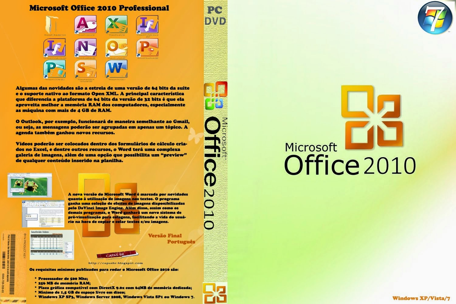 pacote office 2010 download gratis portugues serial 32 bits