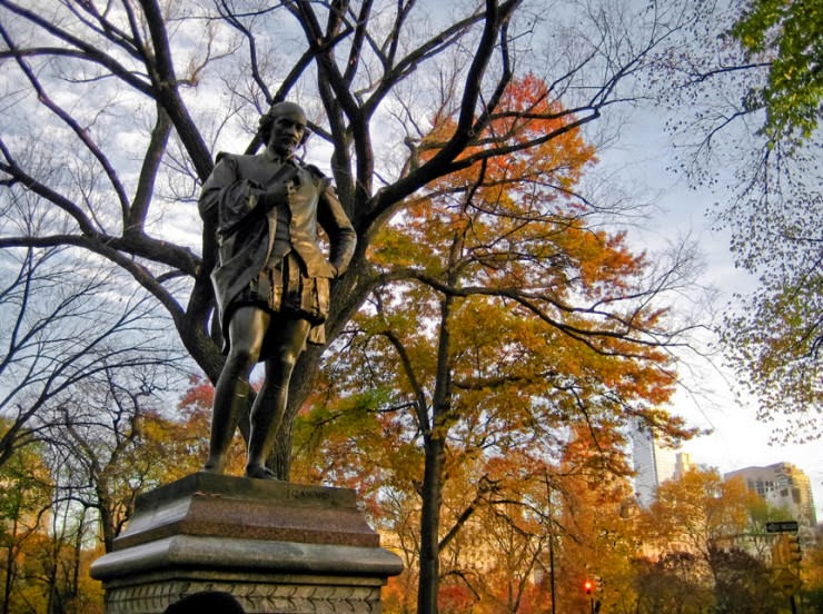 7. Shakespeare Garden - Top 10 Things to See and Do in Central Park, NYC
