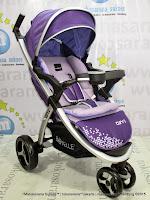 samping Babyelle S700 Curv2 Lightweight Baby Stroller
