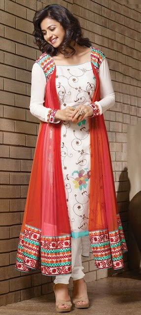 If You Dont Want To Go About Ing A Whole New Trendy Ethnic Outfit Try Reinventing Your Existing Anarkalis Use Spare Ttas Or Sarees Get