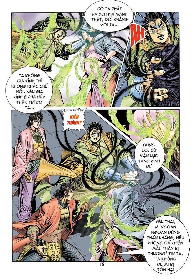 Đại Đường Uy Long chapter 70 trang 12