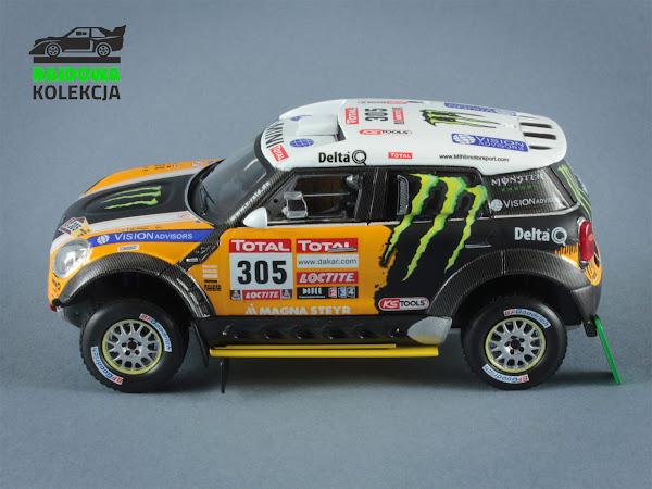 IXO RAM573 Mini All 4 Racing Rally Dakar 2012