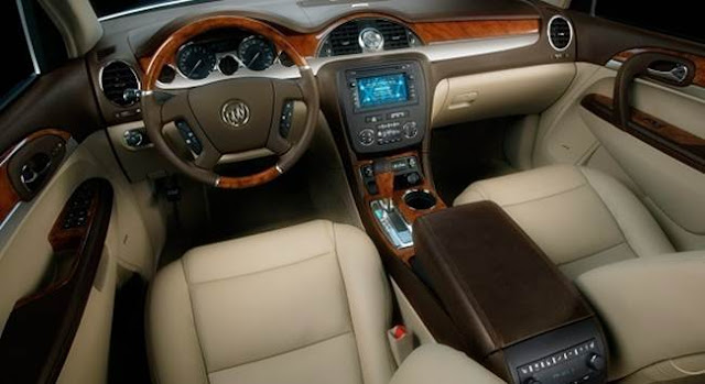2018 Buick Enclave Redesign, Release Date