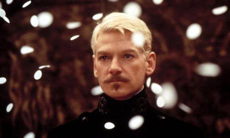 Branagh as Hamlet