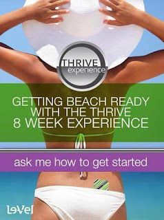 beach bikini body thrive 8 week