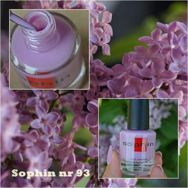 fioletowy Sophin