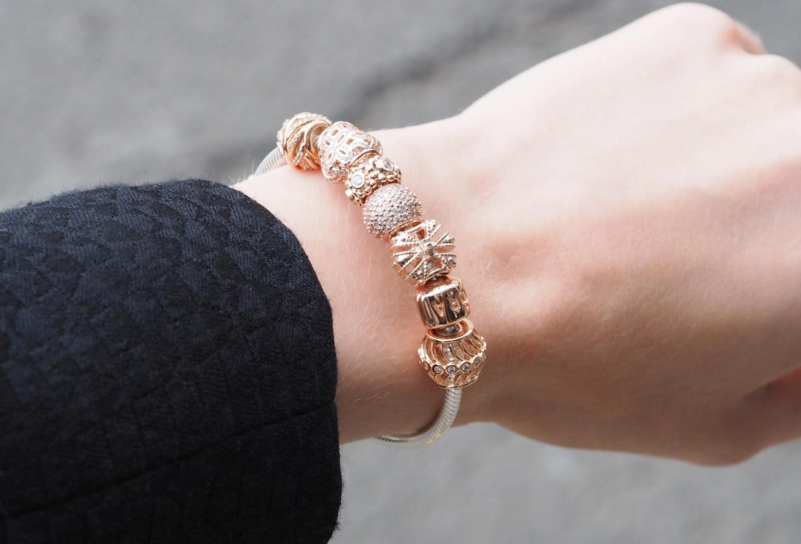 Pandora Ring Rosegold