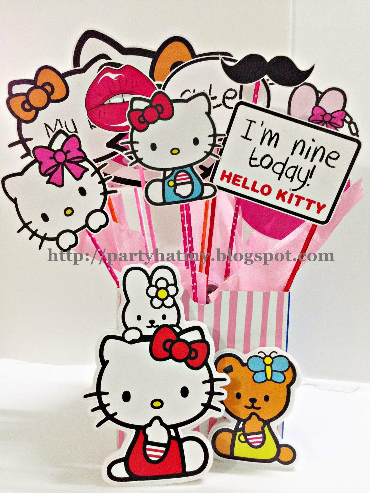 Hello Kitty Birthday Party For Yolanda