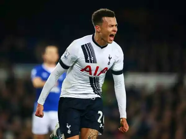 "FIFA Bans Dele Alli For ""Offensive And Unsporting"" Gesture"