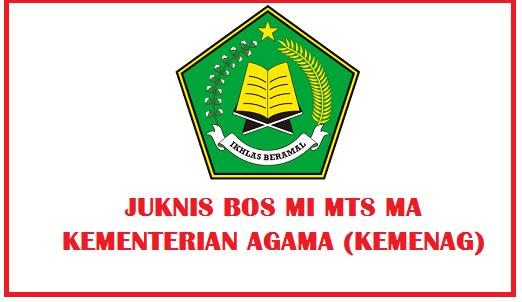 Pemerintah melalui Kementerian Agama telah menerbitkan  JUKNIS BOS MADRASAH TAHUN 2019/2020 SESUAI KEPUTUSAN DIRJEN PENDIS NOMOR  511 TAHUN 2019