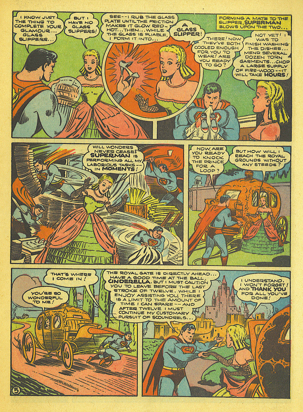 Action Comics (1938) 59 Page 5