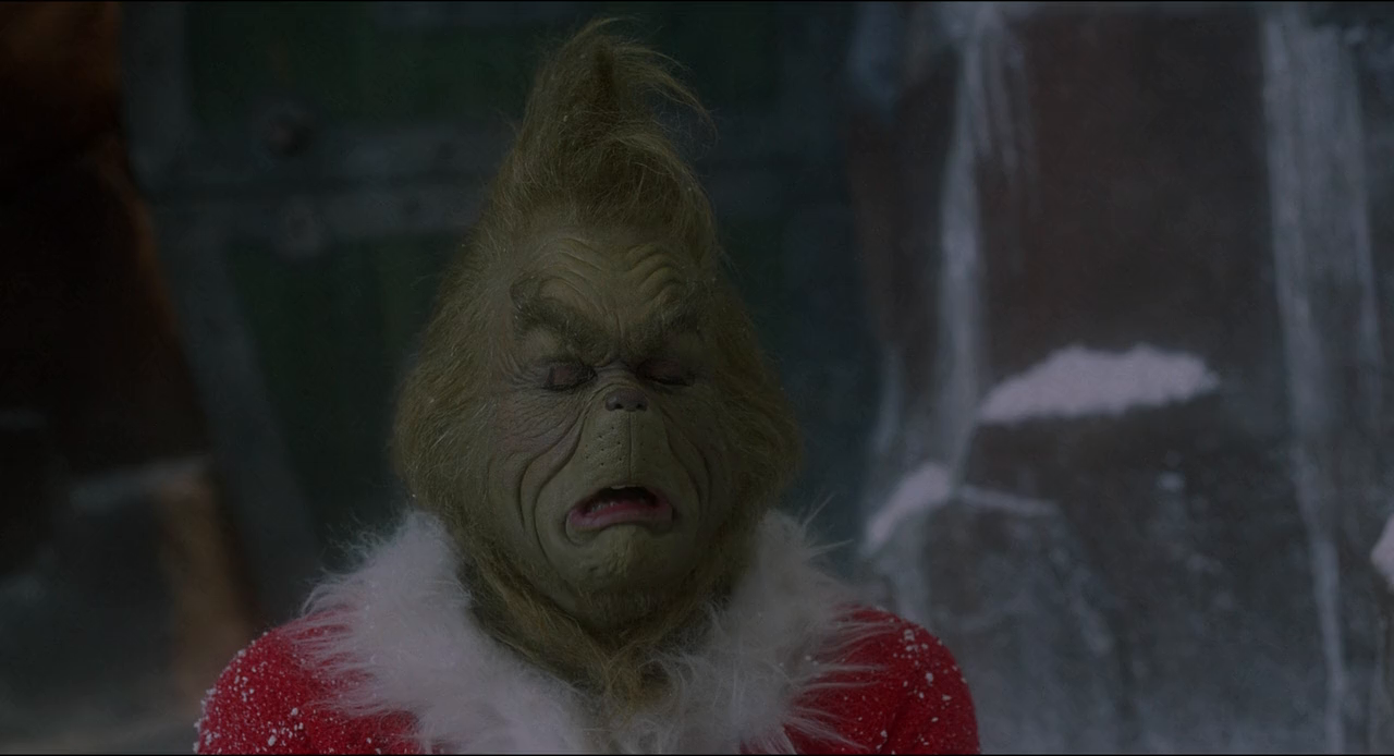 El Grinch (2000) BRRip 720p Latino - Ingles captura 4