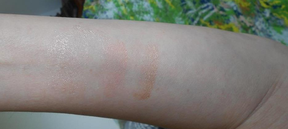 Rimmel Good to Glow Color Highlighter Line Swatches