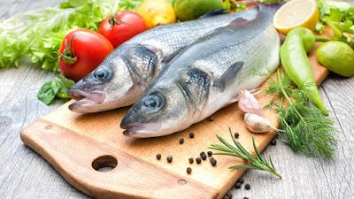 Alto valor proteínico pescado