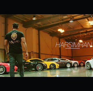 Ferrari Lyrics – Harsimran  Song