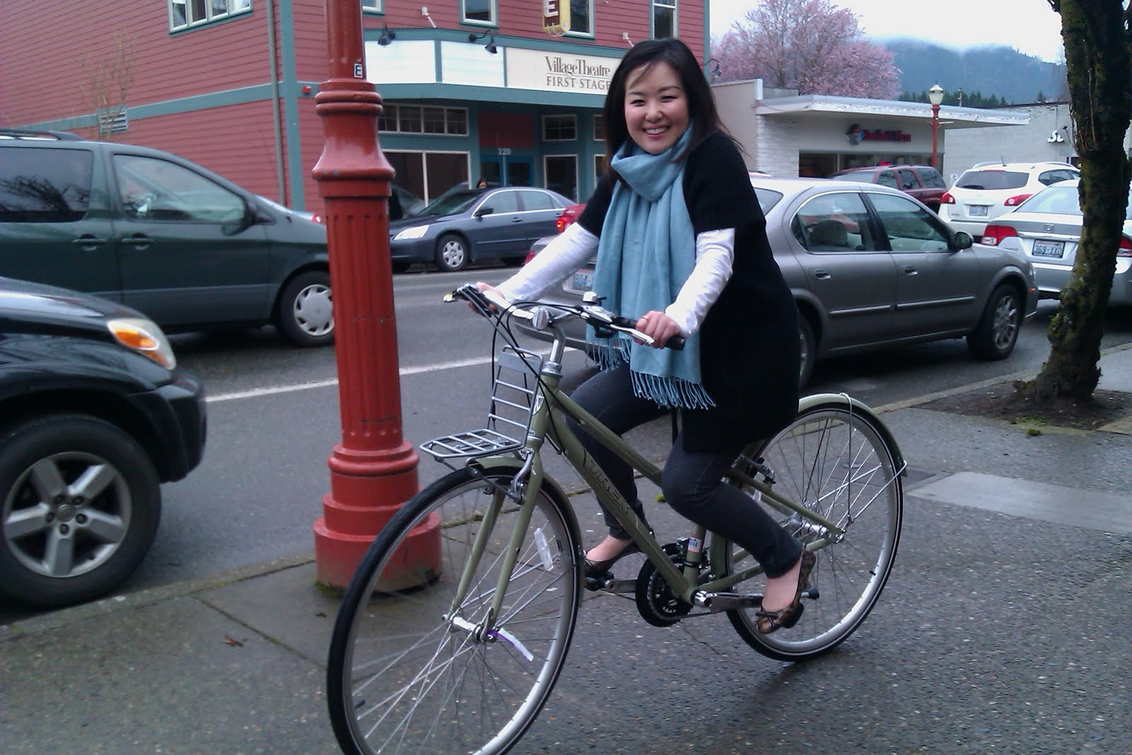 eb0e9e645b3 I work at the Bicycle Center here in Issaquah and we sell Trek bicycles.  Trek makes a wide range of bikes, from carbon Madones that go really fast  when some ...