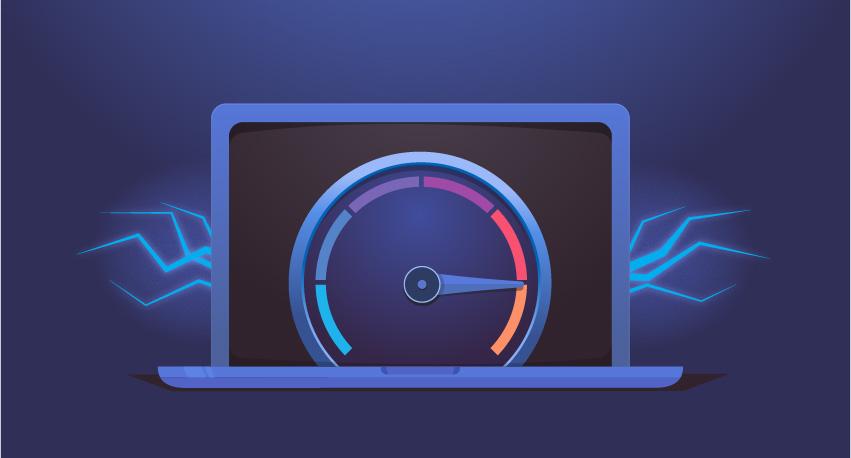 شرح كيفية تسريع الإنترنت على الكمبيوتر
