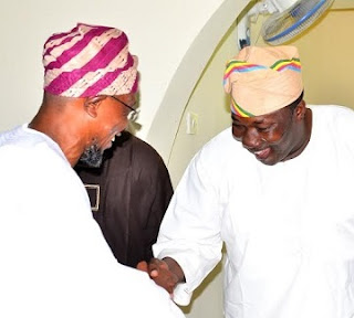 Osun Speaker Commend Aregbesola On Cocoa Drive