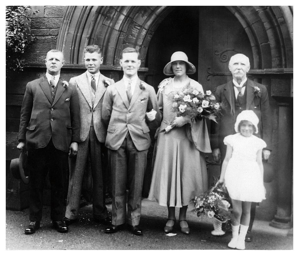 Vintage Wedding Dresses 1930 S 1940 S: Vintage Vic: Vintage Brides