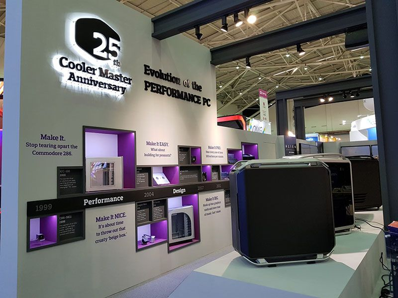 Cooler Master Brings Legends to Life at COMPUTEX 2017 35