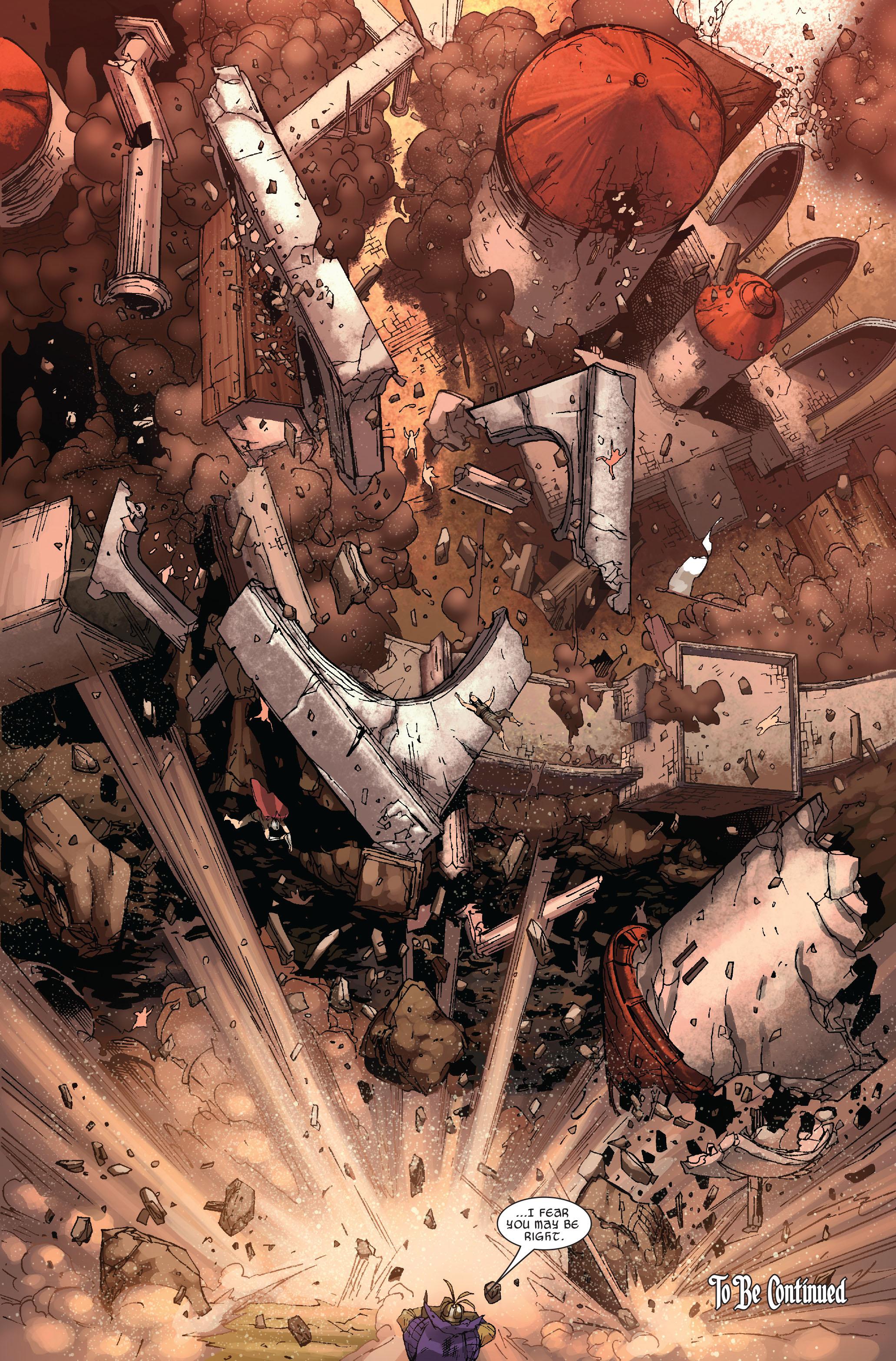 Thor (2007) Issue #608 #21 - English 24