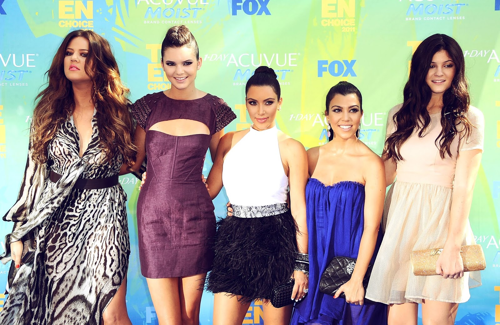 28 - Teen Choice Awards in August 11, 2011