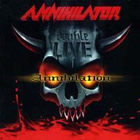 [2003] - Double Live Annihilation (2CDs)