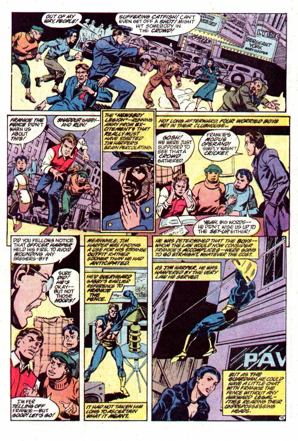 Read online Secret Origins (1986) comic -  Issue #19 - 36