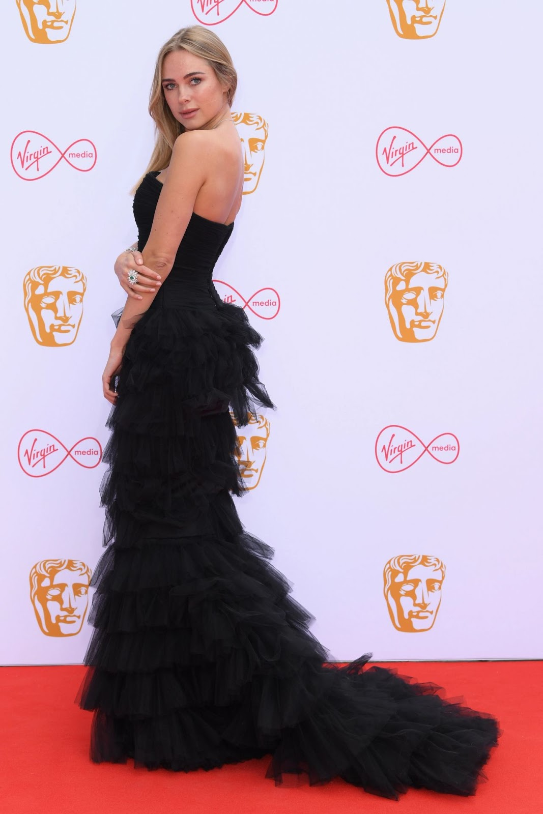 Kimberley Garner – Virgin Media BAFTA Television Awards 2019 in London