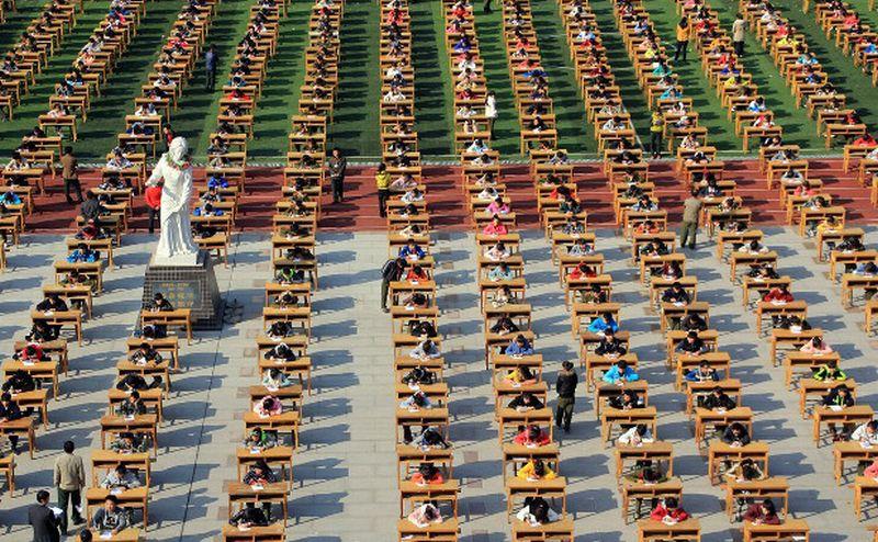 Super Ketat Gan, Ujian Sekolah Di Lima Negara Ini Sungguh Menakutkan!