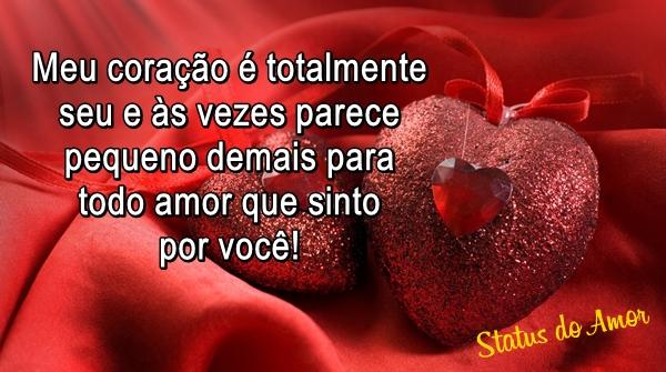 status do amor