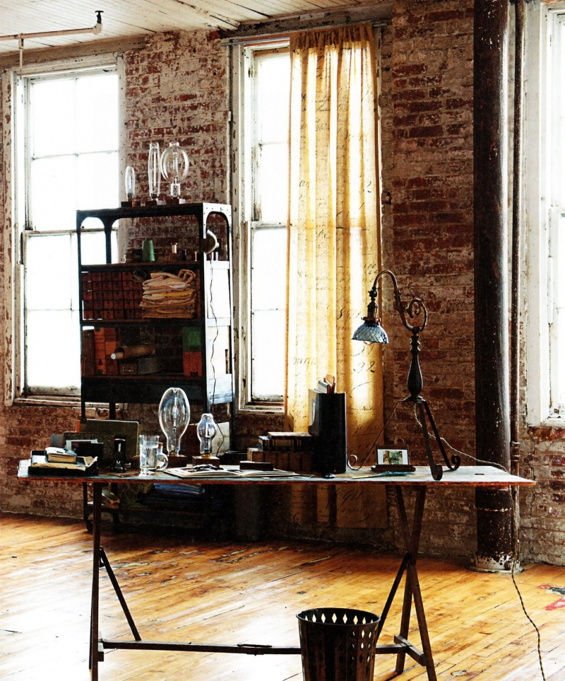 Industrial Home Design Spectacular Modern Industrial Home: The Hazed Collective: Industrial Home Decor On A Budget