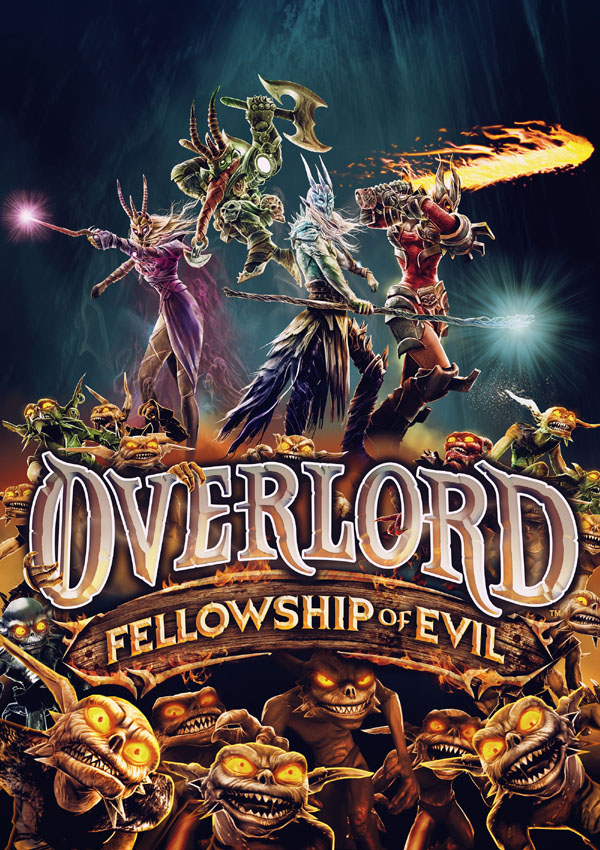 Overlord Fellowship of Evil Download Cover Free Game