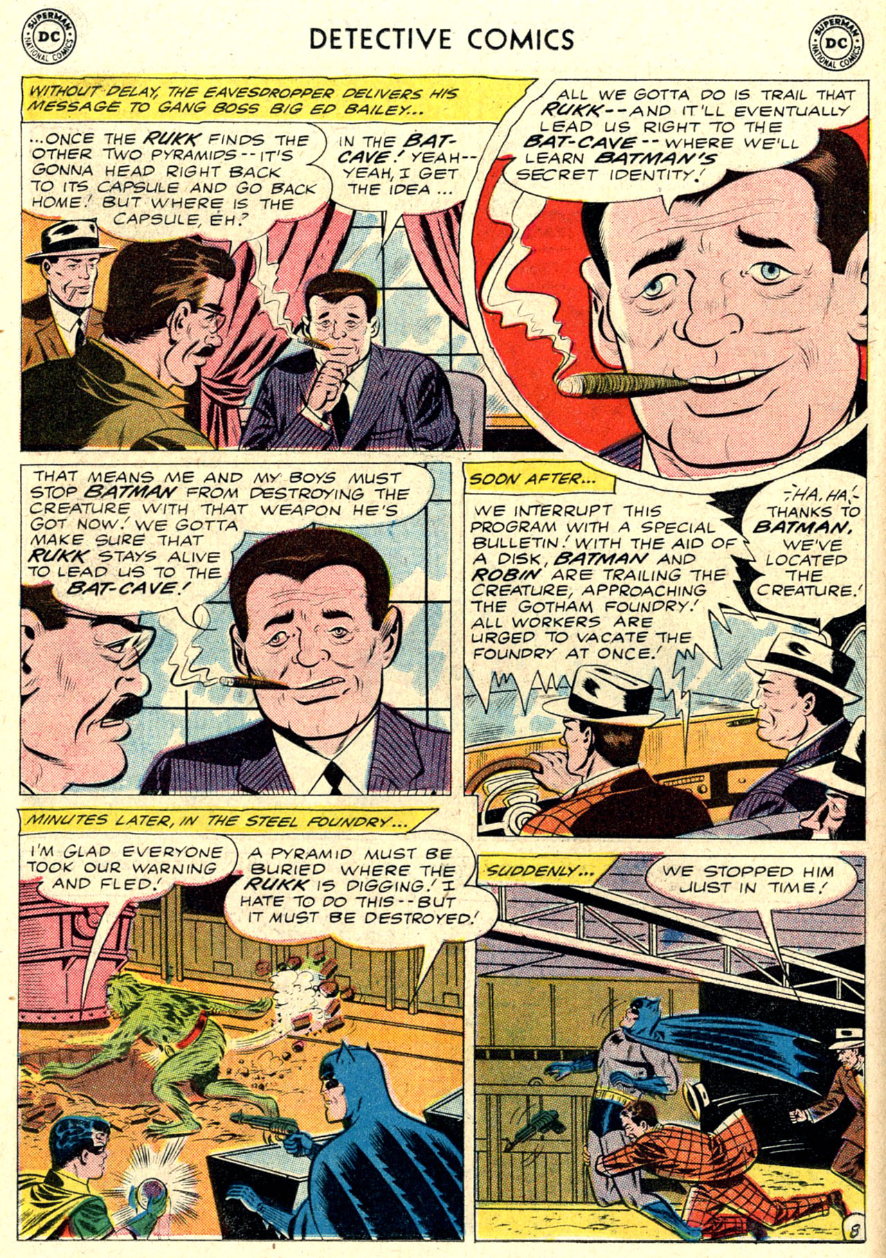 Detective Comics (1937) 291 Page 9