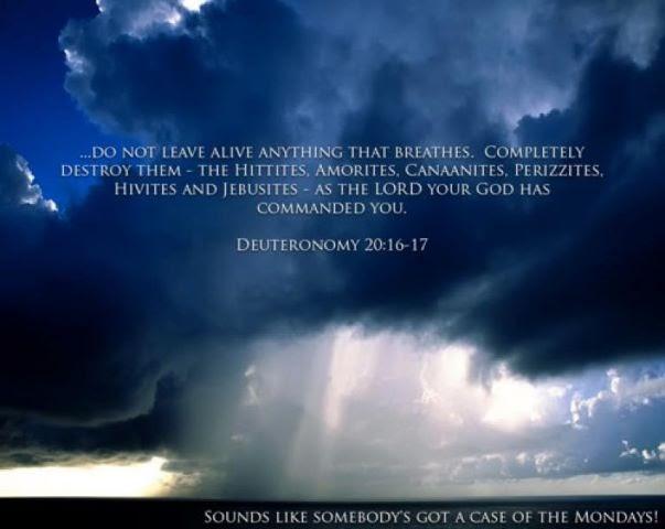 31 Deuteronomy 8 6