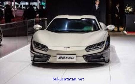 Dengan Harga Sekitar Rp. 1,4 Miliar Supercar Anyar Dari Tiongkok
