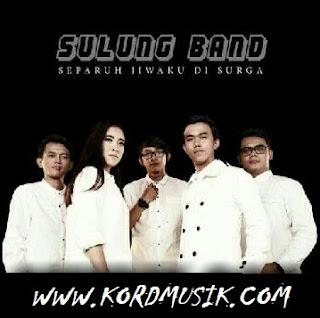 Kunci Gitar Sulung Band - Separuh Jiwaku