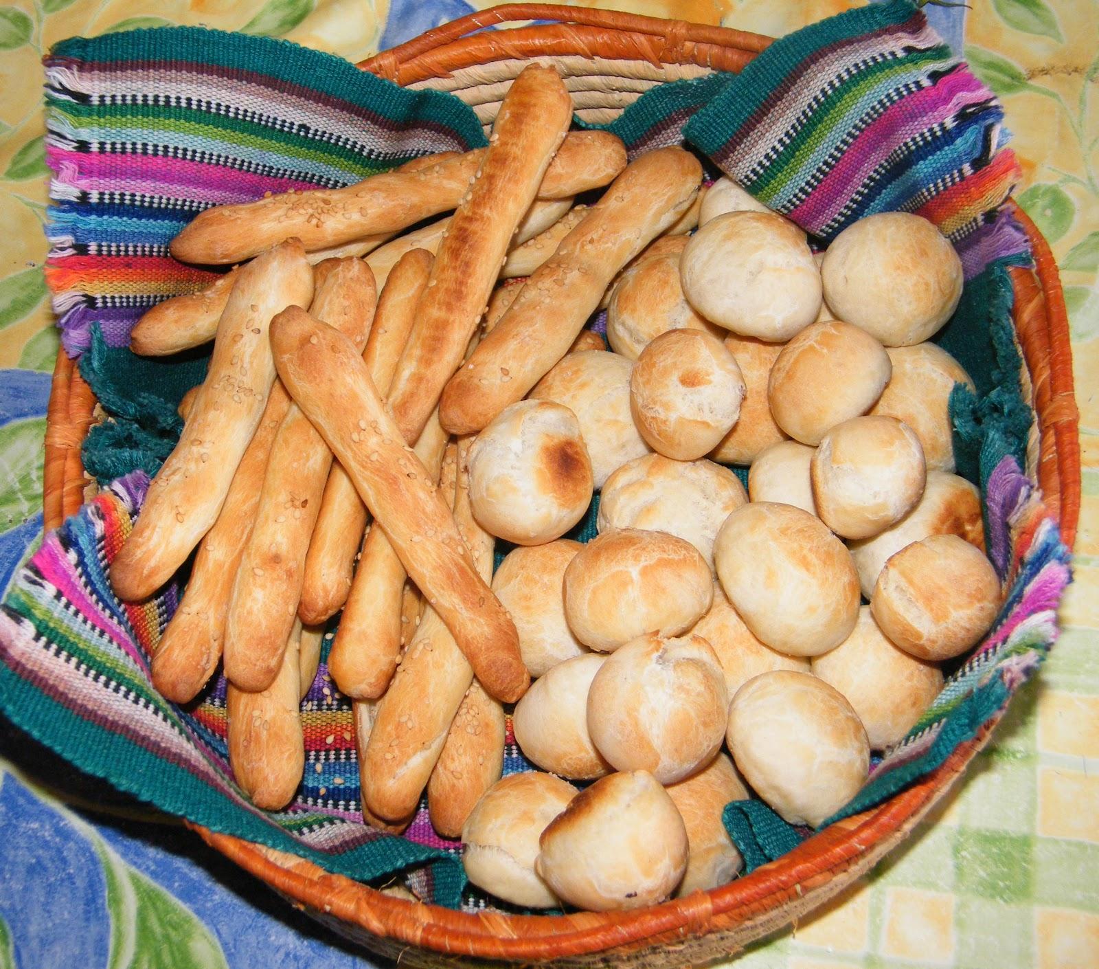 spesso C'era una volta: Stuzzichini veloci con la pasta da pane WZ53