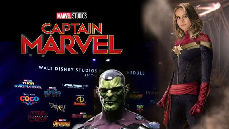 Ketahui 6 Fakta Film Captain Marvel ini Sebelum Menyesal Nonton, apa saja kekuatan captain marvel, asal kekuatan captain marvel, musuh captain marvel, captain marvel terkuat, captain marvel movie, captain marvel trailer, sinopsis captain marvel 2018, artikel captain marvel