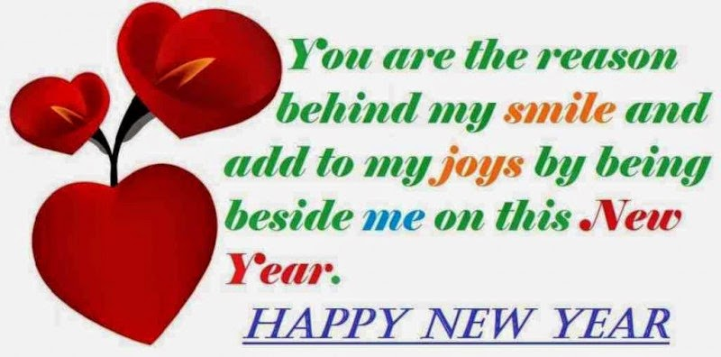 Happy New Year 2016 Inspirational Wallpapers for Wife