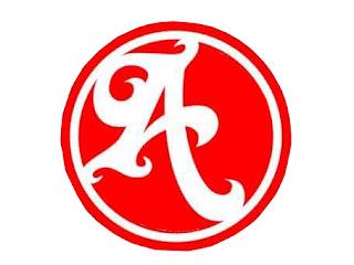 Logo Polos simbol huruf a