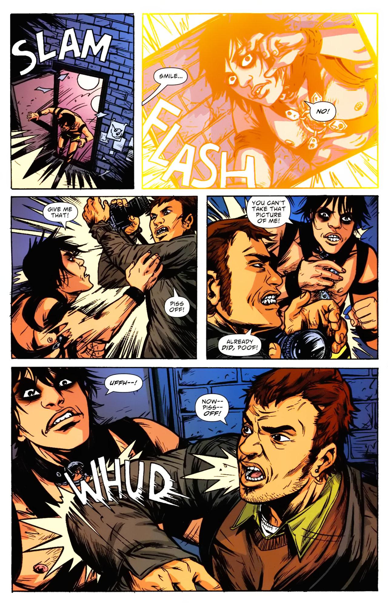 Read online American Virgin comic -  Issue #8 - 17