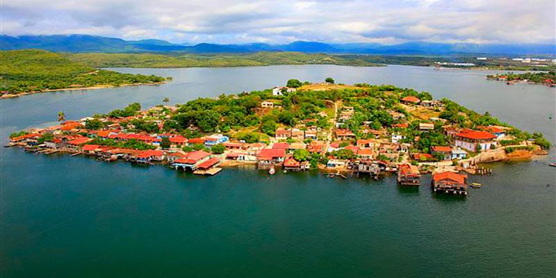 Cayo Granma, un sitio que no debes dejar de visitar en Santiago de Cuba