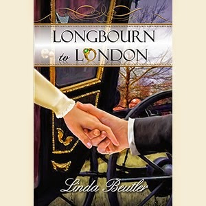 Book cover Longbourn to London by Linda Beutler