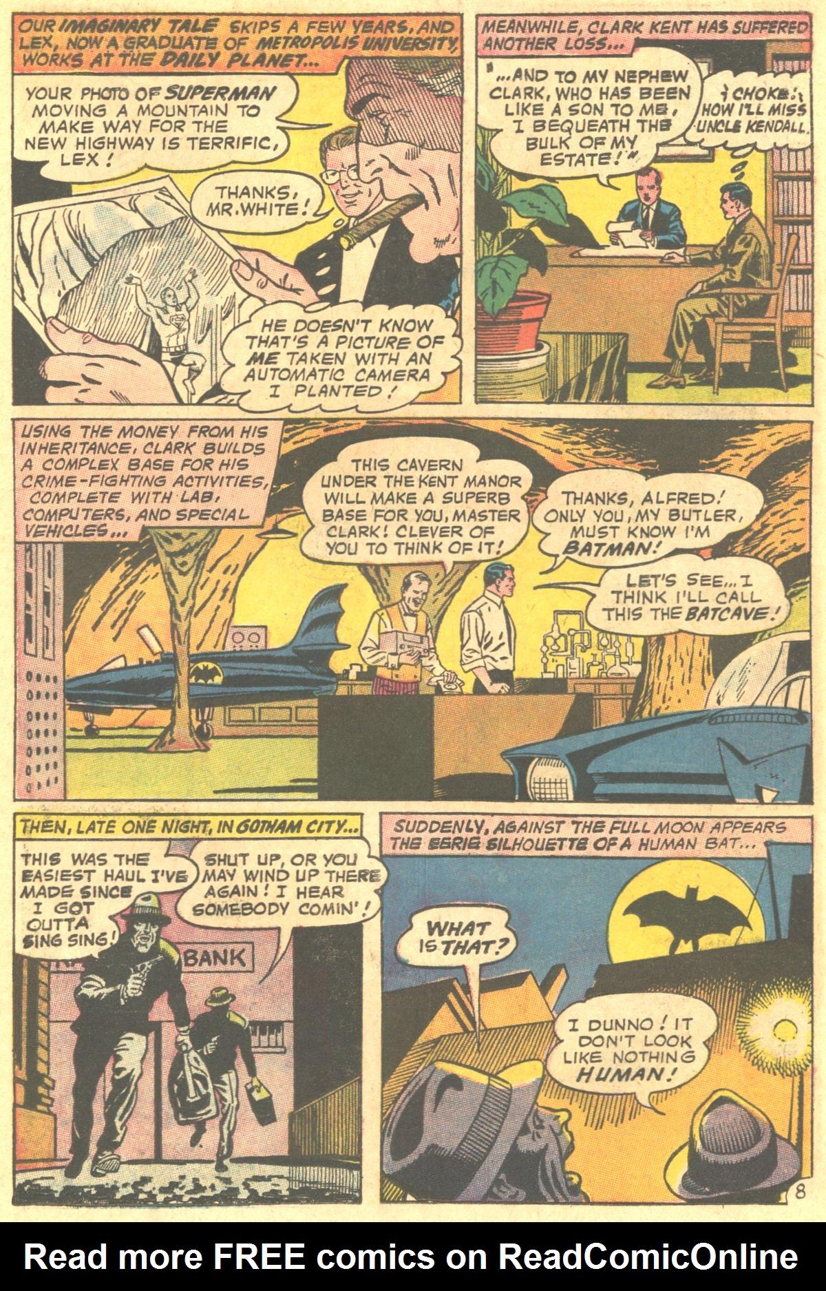 Read online World's Finest Comics comic -  Issue #167 - 11